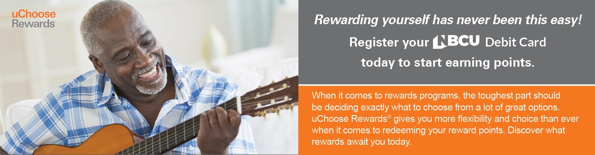 uChoose Rewards®
