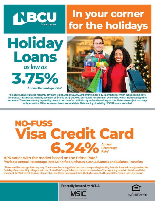 Holiday Ad Disclosures